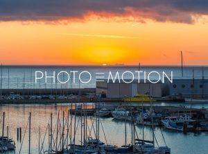 Sunrise in Arenys de Mar - PHOTO-E-MOTION