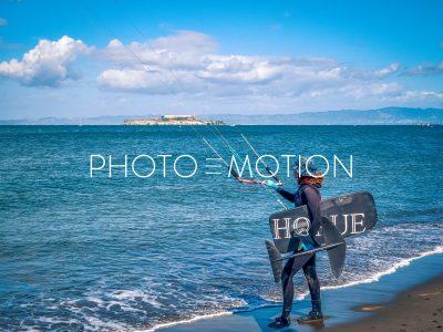 Kitefoil – Alcatraz – SF - PHOTO-E-MOTION
